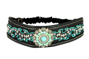 Concho Bling Rhinestone Women Headband Stretch, Hair Accessories, Hair Jewellery