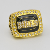 for YIYICOOL fans' collection 1991-1992 Basketball bulls championship ring size 11