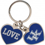Kentucky Wildcats Love Keychain