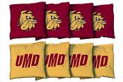NCAA Minnesota Duluth Bulldogs Unisex 823614Cornhole Bag Set (Corn Filled), Multicolor, One Size