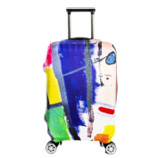 Luggage Protector Suitcase Cover Dustproof Luggage Shield 46cm - 50cm #04