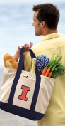 University of Illinois Tote Bags OFFICIAL University of Illinois Tote Bag