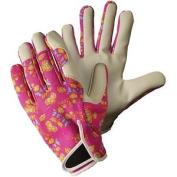 Briers Oriental Floral Lady Gardener Gloves Medium B7088 Quality Gloves