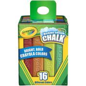 Crayola Washable Large Sidewalk Chalk