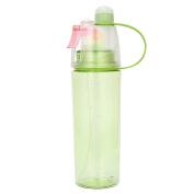 Fheaven Sport Cycling Mist Spray Water Bottle Gym Beach Leak-proof Drinking Cup
