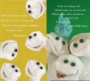 Quiplip Sock Em's Thank You + Get Well (6 Cards) Greeting