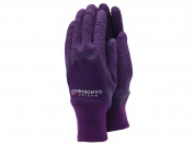 Town And Country Tgl272m Master Gardener Ladies Aubergine Gloves Medium