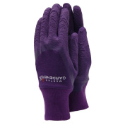 Town And Country Tgl272s Master Gardener Ladies Aubergine Gloves Small