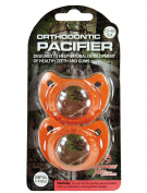 RealTree Baby Camoflauge Camo Pacifier Orthodontic Pacifier - 2 Count