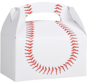 Birthday Party BASEBALL Treat Box Favour Boxes Favours Sports
