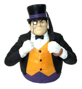 DC Comics Penguin Bust Bank - Penguin Coin Bank