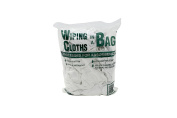 OfficeSnax OFX00070 Wiping Cloths, White