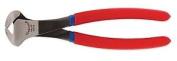 Crescent 729cvn 23cm - 0.6cm End Cutting Nipper Pliers