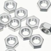 Greenhouse Aluminium Nuts X 100, M6
