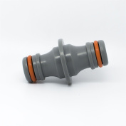 Hozelock Compatible - 2-way Connector 1.3cm For Garden Hose Pipe Water - W-line