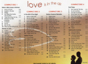 Love is in The Air - Various Original Artists