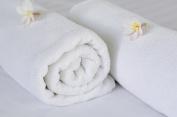 rafitextil – Pack 2 Towels regenerado 450 gr/m2 DUCHA