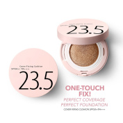 SO NATURAL COVER FIXING CUSHION SPF50+ / PA+++ 23.5
