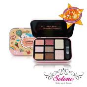 Solone Fantasy wonderland eye-shadow kit