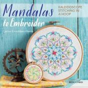 Mandalas to Emboider