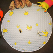 Crown Baby Kids Game Rugs Carpets Cotton Play Mats Children's Fun Time Nursery Room Decorations