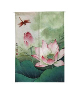 [Dragonfly] Japanese Noren Curtain Entrance Curtain Doorway Curtain Wall Decor