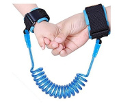 DK FENG Baby Child Anti Lost Wrist Link Safety Hook and loop Wrist Link, Safety Harness Strap Leash Walking Hand Belt