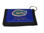 Florida Gators Nylon Card Case with a Key Ring