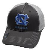 UNC North Carolina Tar Heels Adjustable Grey Cap Mesh Back Hat