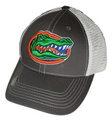 Florida Gators Adjustable Grey Cap Mesh Back Hat