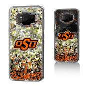 Oklahoma State University Gold Glitter Galaxy S8 Case NCAA