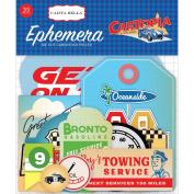 Carta Bella Paper Company Cartopia Ephemera