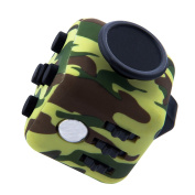 Fidget Toy Focus Toys Anti-Stress/Anti-anxiety for EDC, ADHD, Children, Teens, Student and Adults Dice Stress anxiety Reliever
