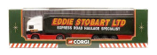 Corgi Eddie Stobart Collection Erf Curtainside Truck Trailer 59502 New In Box
