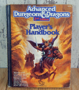 Ad & d Dungeons & Dragons 2101 Dungeon & Dragons Handbook 2nd Ed 1993