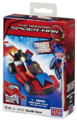 Mega Bloks 91323 Spiderman Stealth Racer & Key Launcher 47pc Buildable Playset