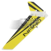 Blh3320 Yellow Vertical Fin With Decal