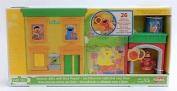 Hasbro B6706 Playskool Friends 123 Sesame Street Discover Abc With Elmo Playset