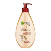 Garnier Body Oil Beauty Extra Dry Skin Infused Restoring Lotion 250ml Non Greasy