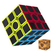 Magic Cube, Splaks Rubik's Cube 3x3x3 Smooth Speed Magic Cube Puzzle And Easy Or