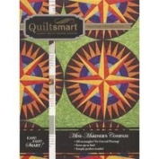 Quiltsmart Mini Mariners Compass Classic Pack Printed Fusible Interfacing Pattern