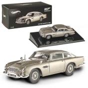 "Hot Wheels Elite 1:43 Scale ""james Bond's Aston Martin Db5 From Goldfinger"" Car"
