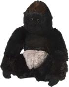 Wild Republic Europe Aps 30cm Cuddlekins Gorilla Silverback - 12 Toy Plush Soft