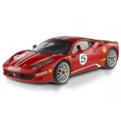 Hotwheels Heritage 1:18 Collection Ferrari 458 Challenge Die Cast Model Red