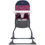 Cosco Simple Fold High Chair, Geo Floral