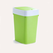 @XUE @ -Household Kitchen Living Room Toilet Bathroom Trash can(Size