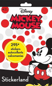 Stickerland Pad - Mickey Mouse - 4 pages Toys Gifts Stationery New st5299