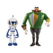 TOMY Sonic Boom 2 Figure Pack, Spacesuit Sonic & Eggman Action Figure