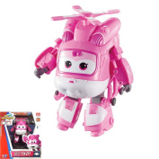 Super Wings Season 2 Transforming Ari / Dizzy 13cm Scale