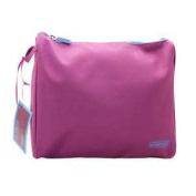 Authentics In Case Makeup Bag Large, Microfiber Purple / Blue 23x23x8 Cm 6030154